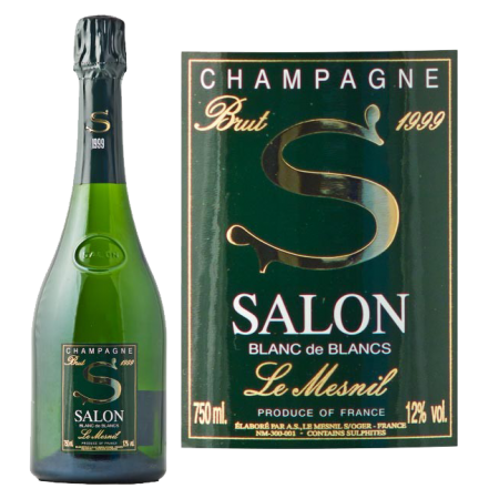 Salon 2007 - Salon - Blanc de Blancs - Vin White - Grands Bourgognes
